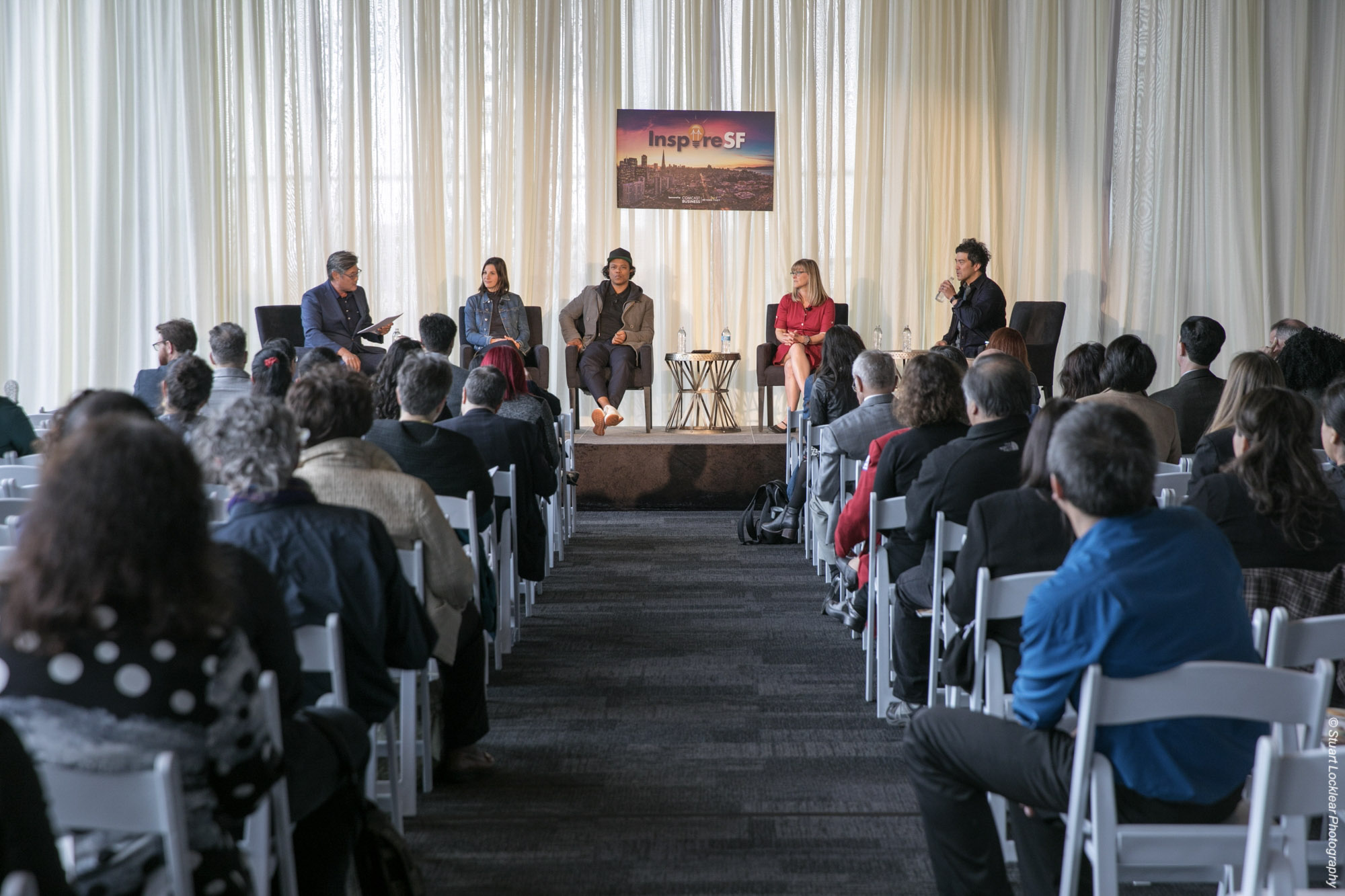 Panel Discussion at San Francisco Small Business Week