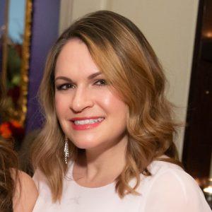 A headshot of Allison Blomerth Lamm.